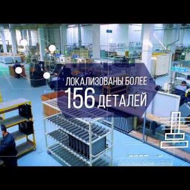 Embedded thumbnail for Корпоративный видеоролик компании на русском языке